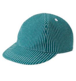 Striped cap