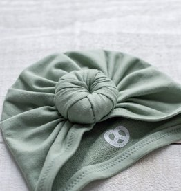 Mini Bretzel Bamboo Turban