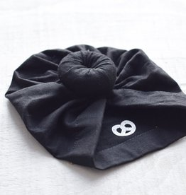 Mini Bretzel Baby cotton turban