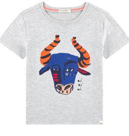 T-shirt, taurus print