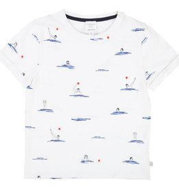 T-shirt, swimmers print