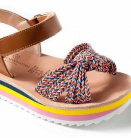 Maison Mangostan Açai sandals