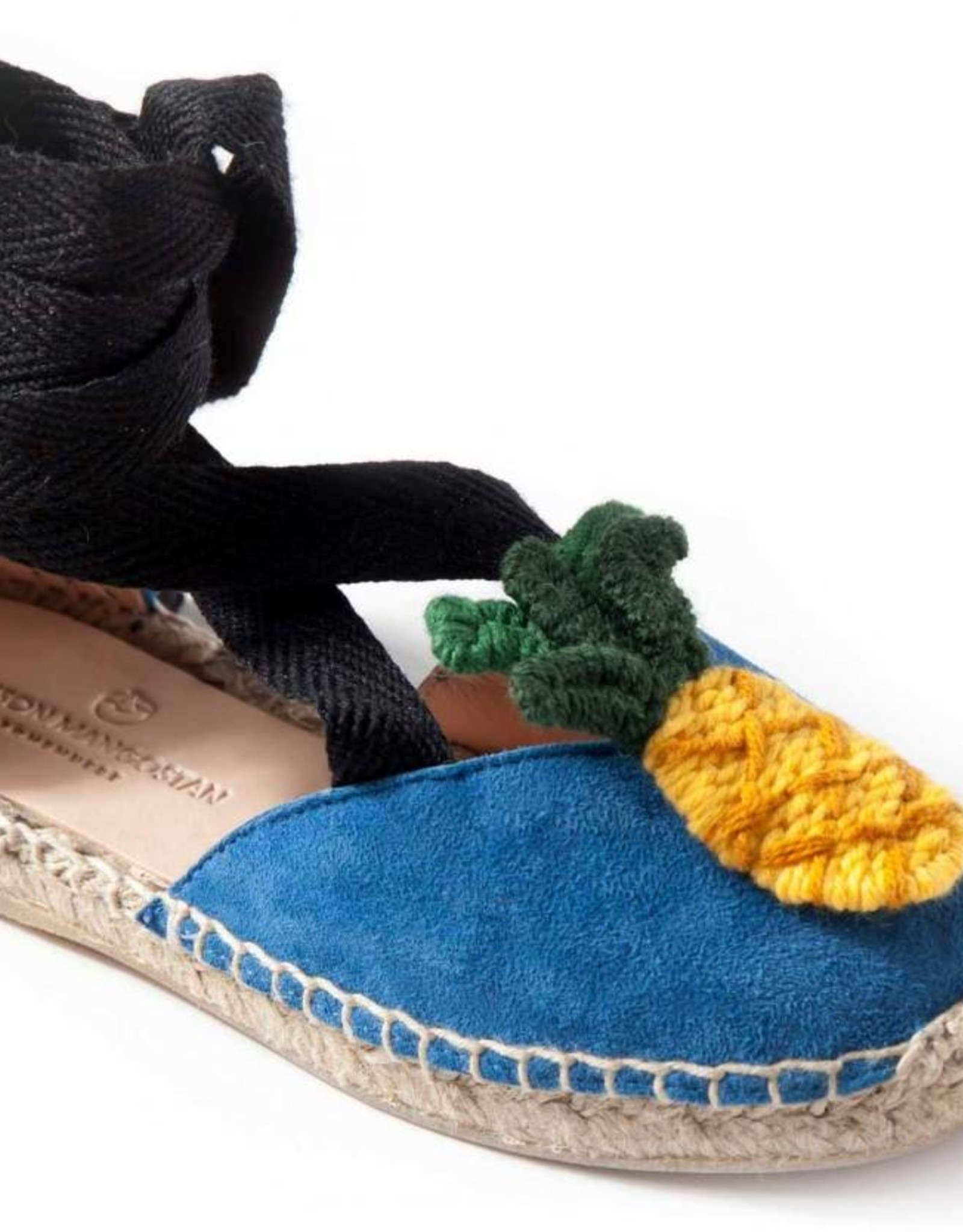 Mini Macedonia pineapple sandals