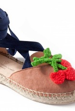 Mini Macedonia cherry sandals