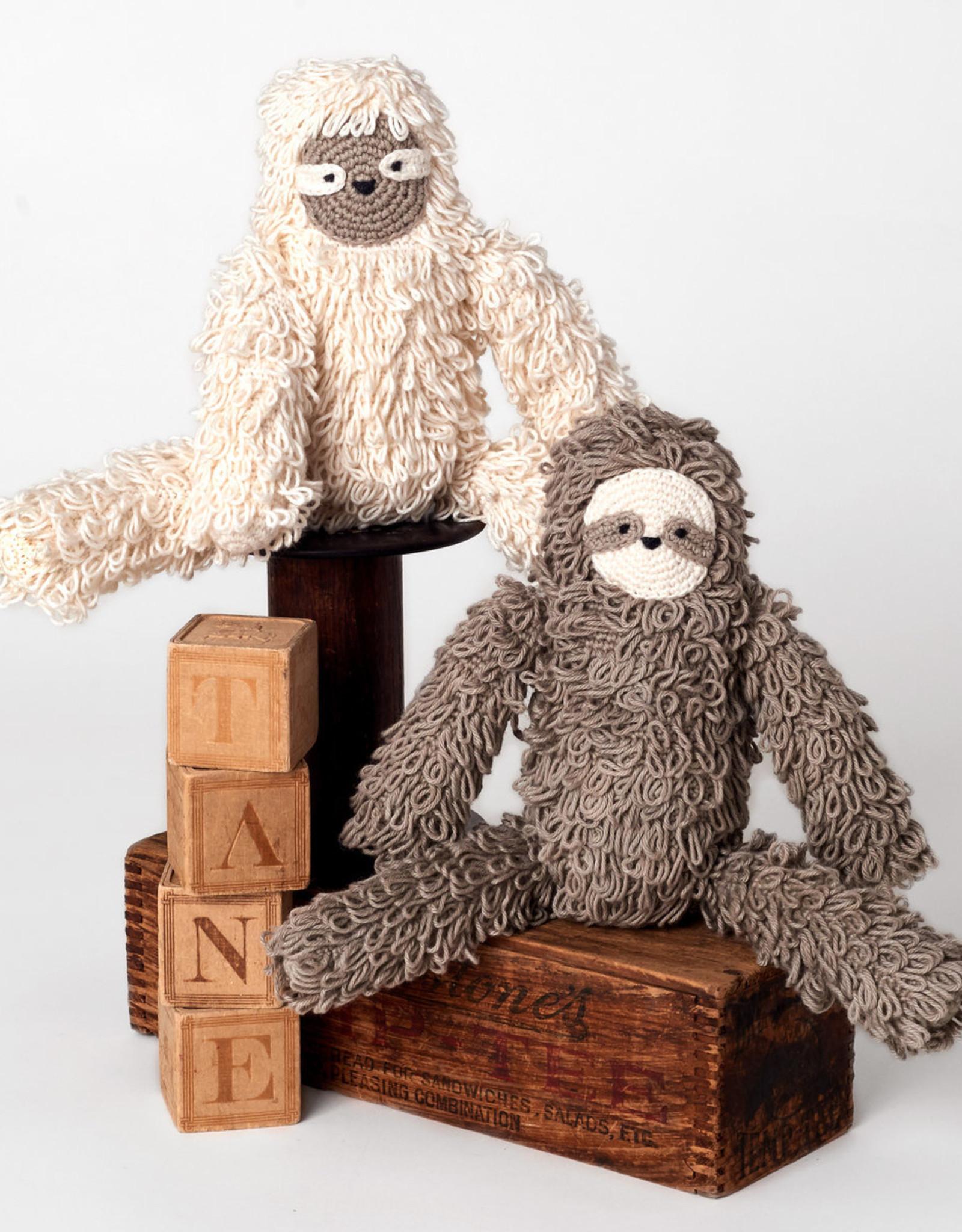 Tane Organics Mando, the sloth