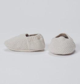 Tane Organics Seed Stitch Newborn Booties