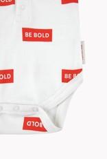 """""""Be Bold'"""" bodysuit"""