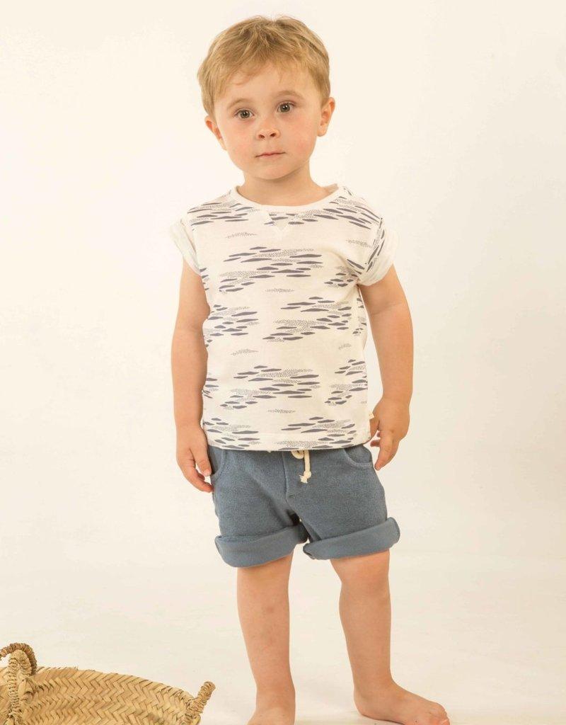 Les Petites Choses T-shirt Ocean pour bébé