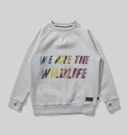 We are wild crew jumper