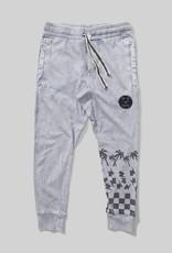 Pantalon Checker palm