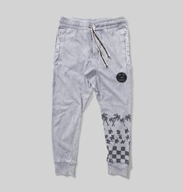 Pantalon Checker palm