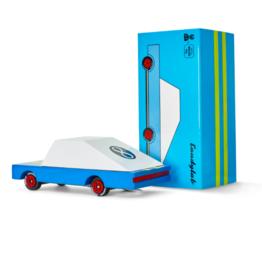 candylab Candycar - Blue Racer #8