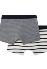 Set of 2 striped boxers