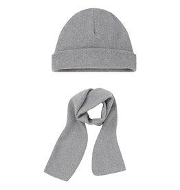 Ensemble bonnet et écharpe Lucca