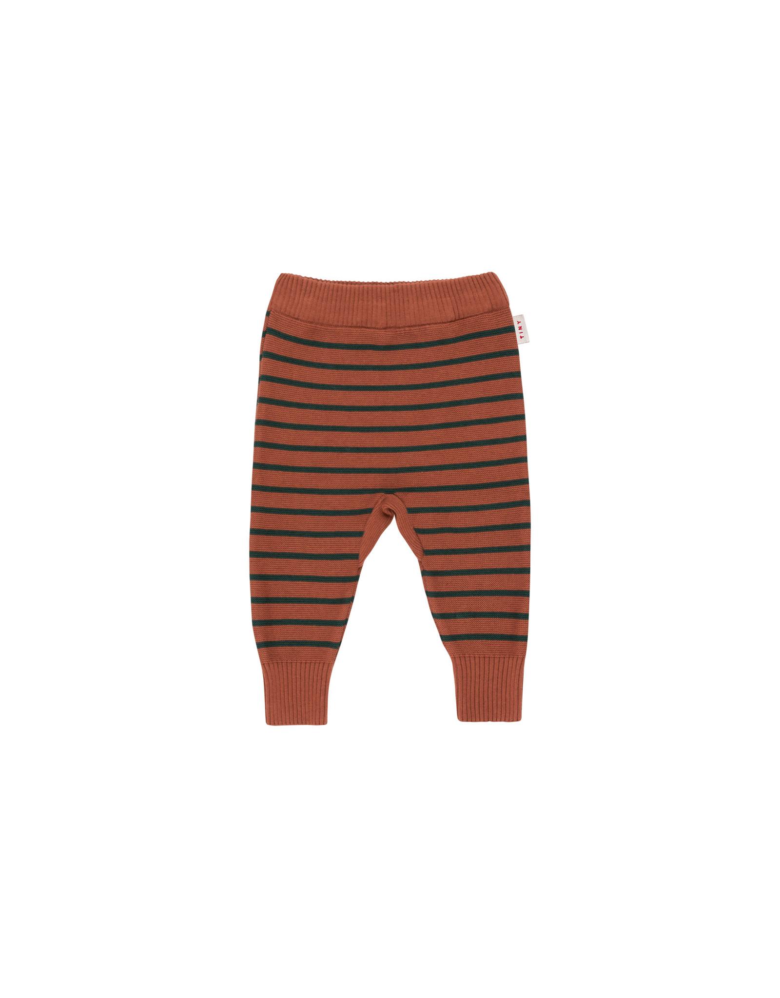 Small stripes pant