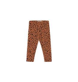 Legging à motif leopard