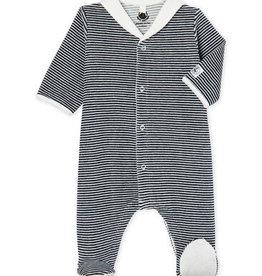 Pyjama bébé garçon en velours