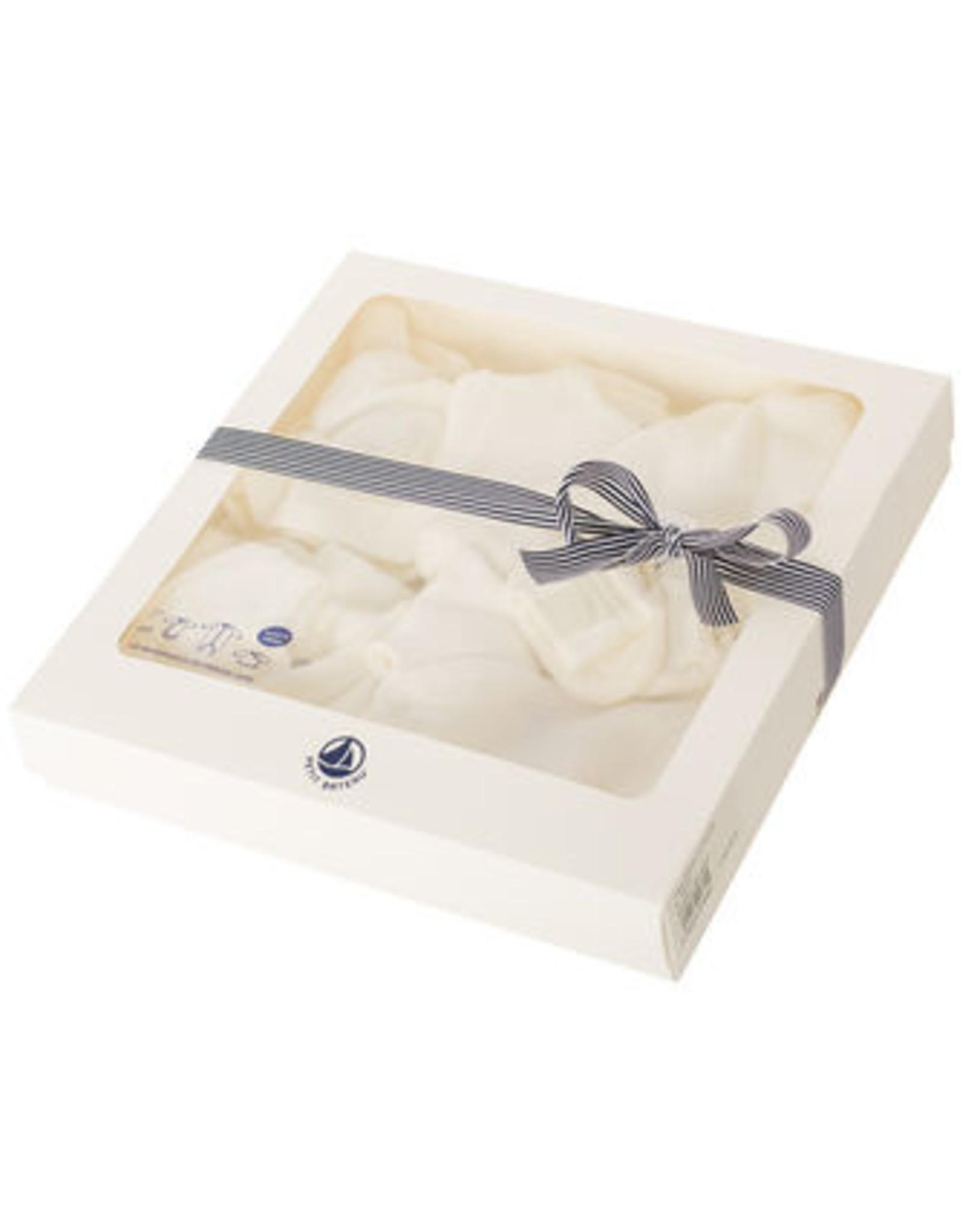 Petit Bateau Newborn Gift Set