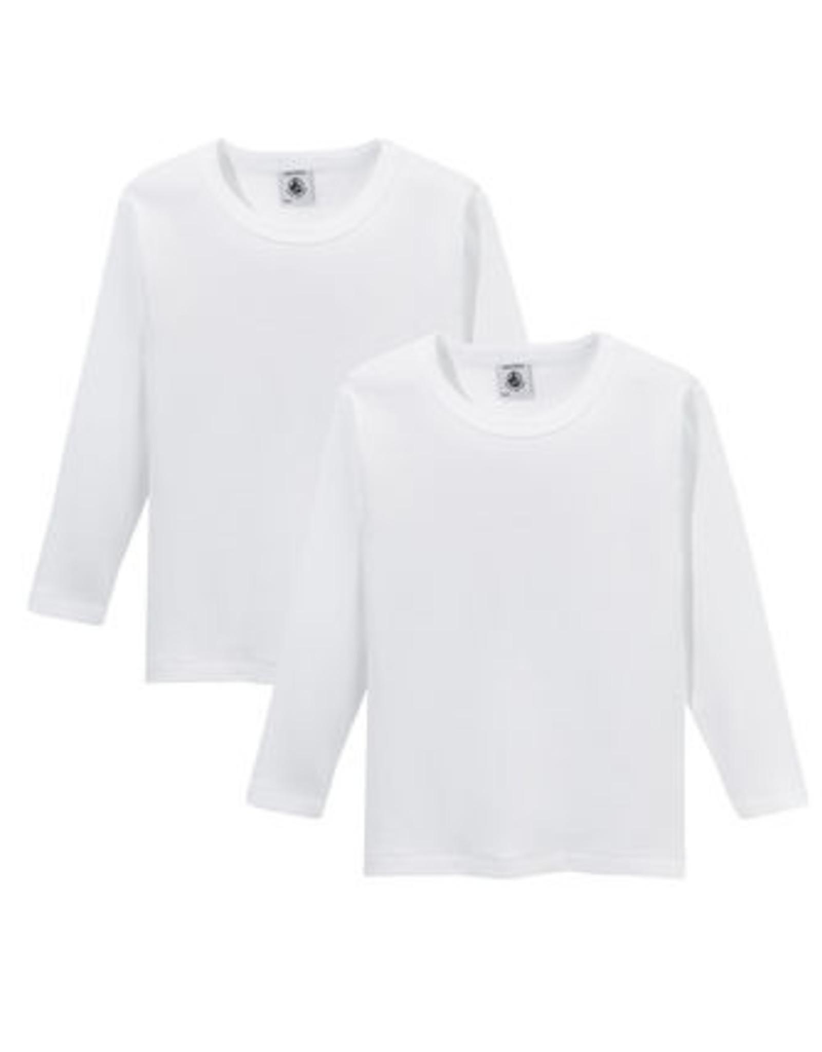 Petit Bateau T-Shirt - 2-Piece Set