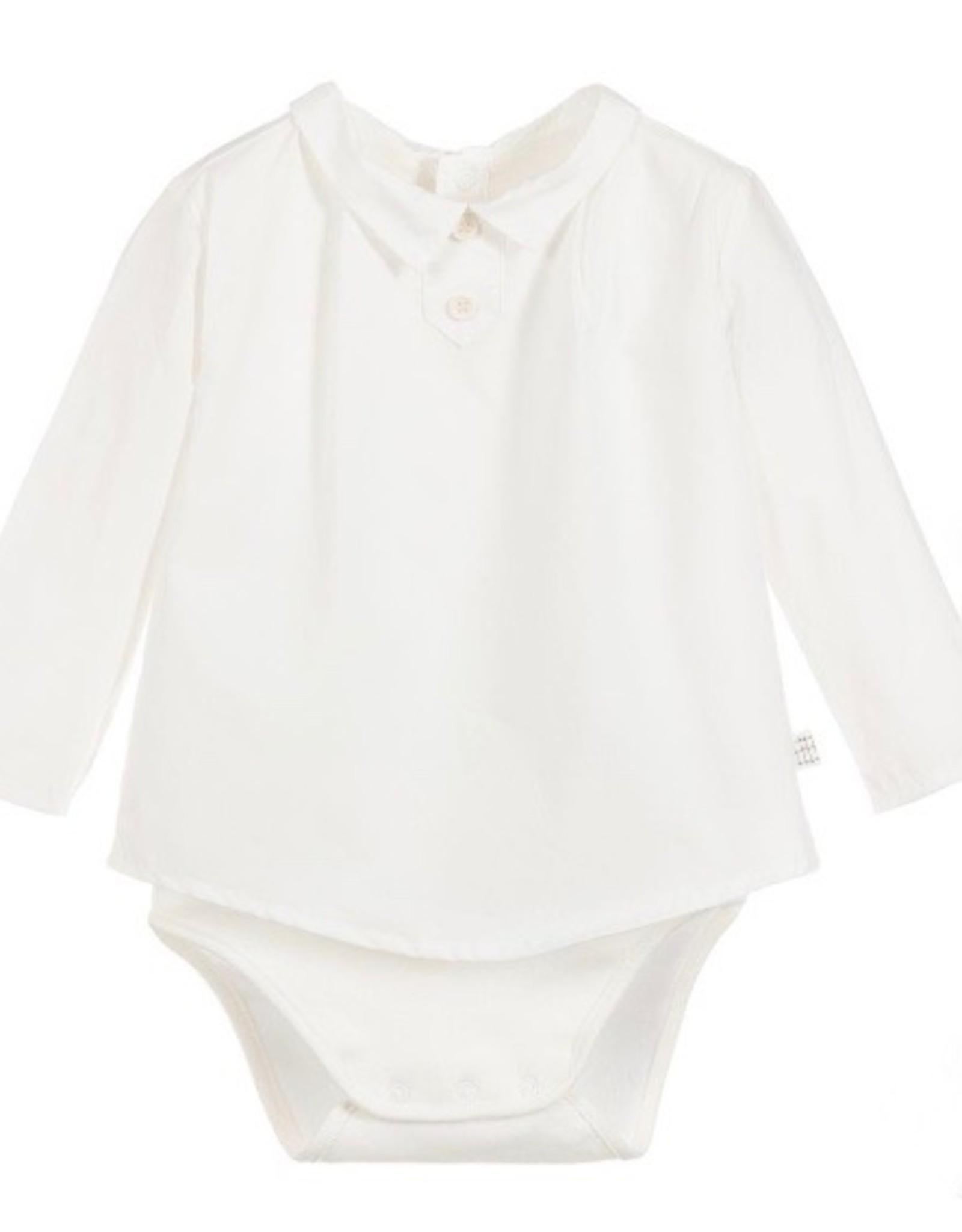 Carrément Beau Cache-couche avec col de chemise