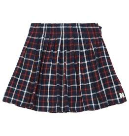 Carrément Beau Check Skirt