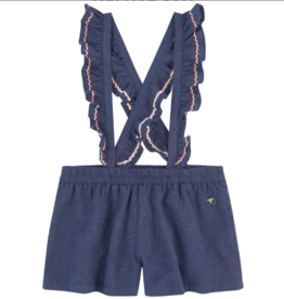 Carrément Beau Flannel shorts
