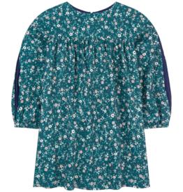 Robe, imprimé à fleurs