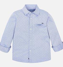 Shirt, dots print