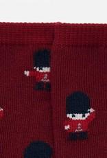 Socks,  soldiers print