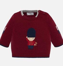 Chandail petit soldat - Noël