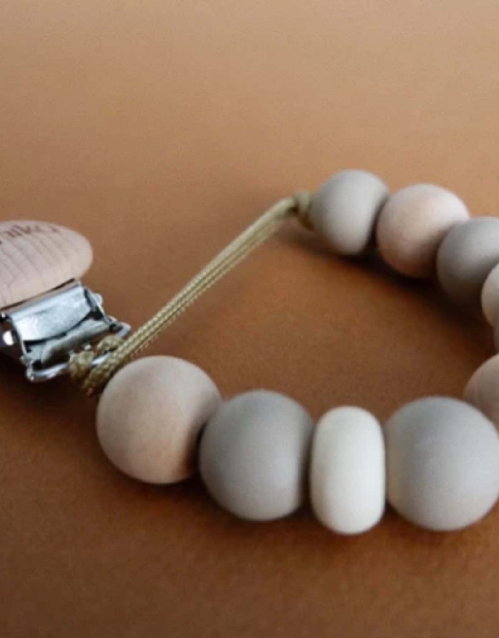 Minika Boho soother clip