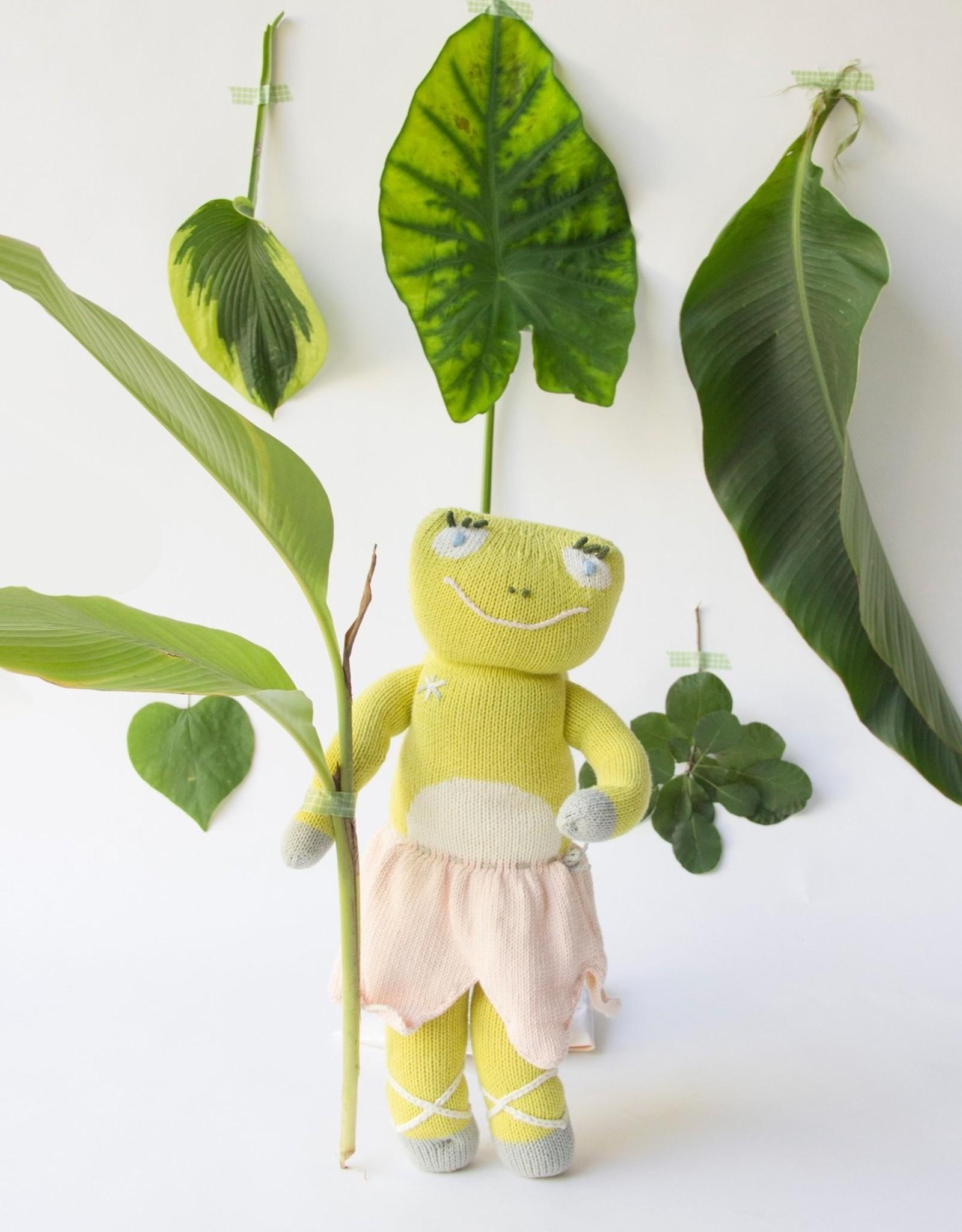 Blabla Kids Lilipop the Frog