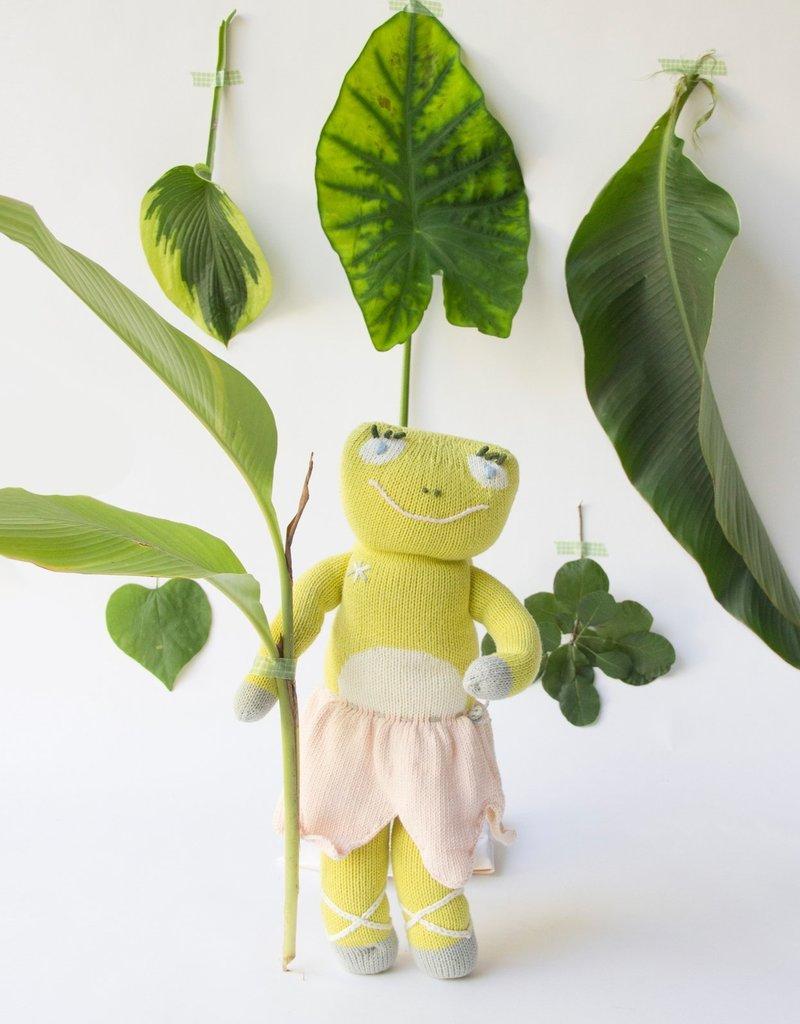 Lilipop the Frog