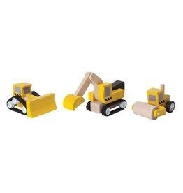 Plan Toys Véhicules de construction
