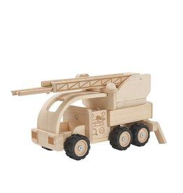 Plan Toys Camion de pompier