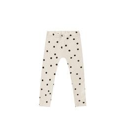 Leggings, dots print