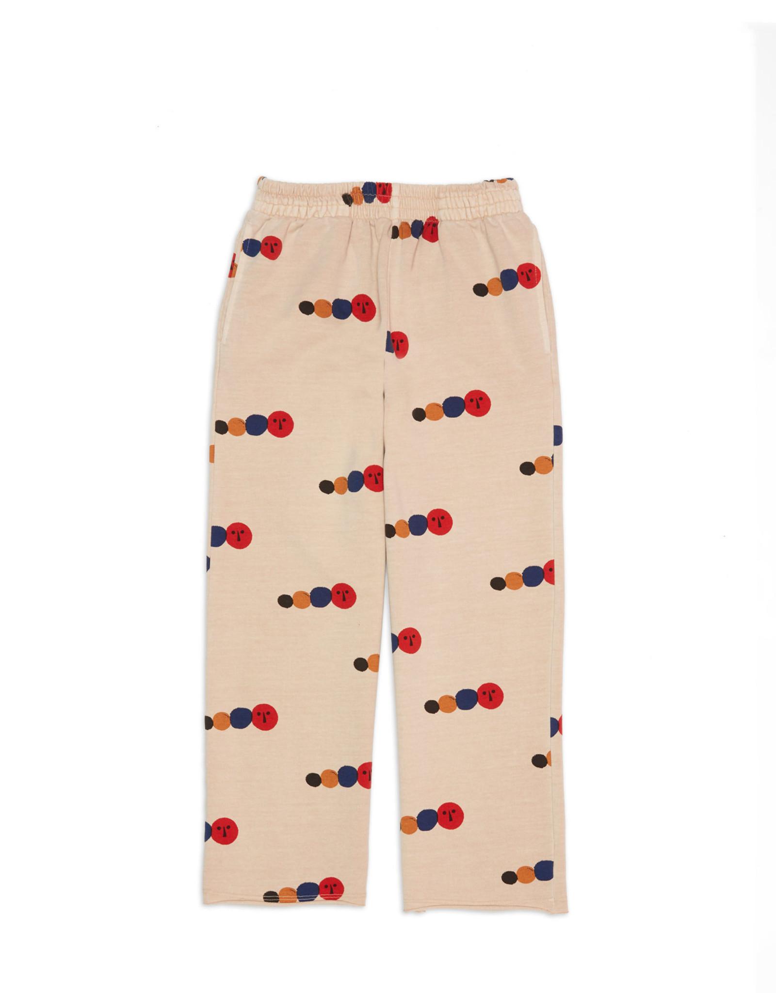 Weekend House Kids Pantalon, imprimé chenille