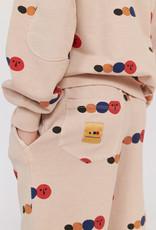 Weekend House Kids Trousers, caterpillar print