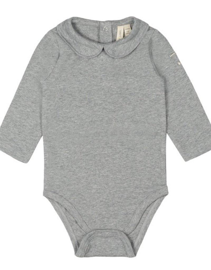 Gray Label Baby collar bodysuit