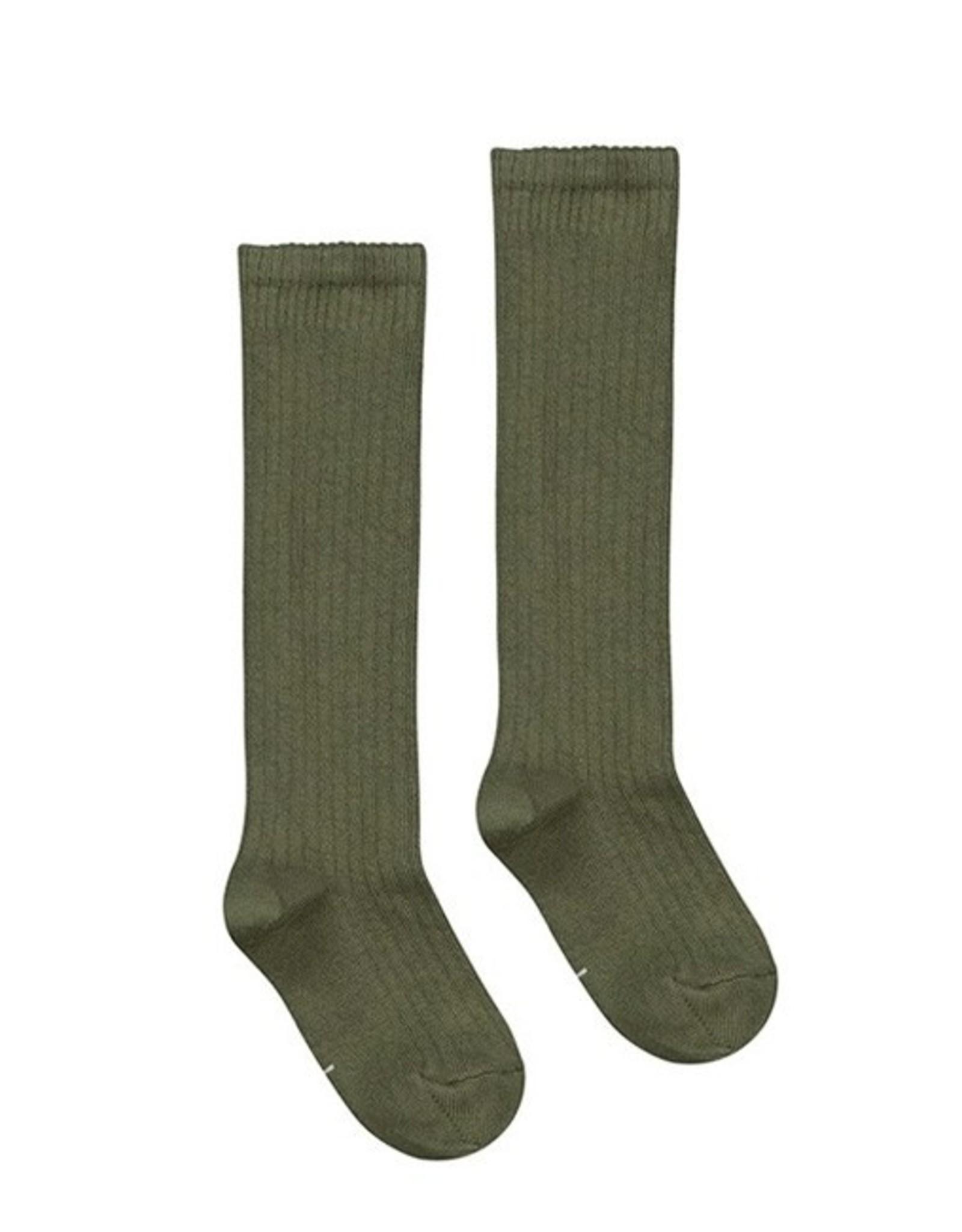 Gray Label Long ribbed socks