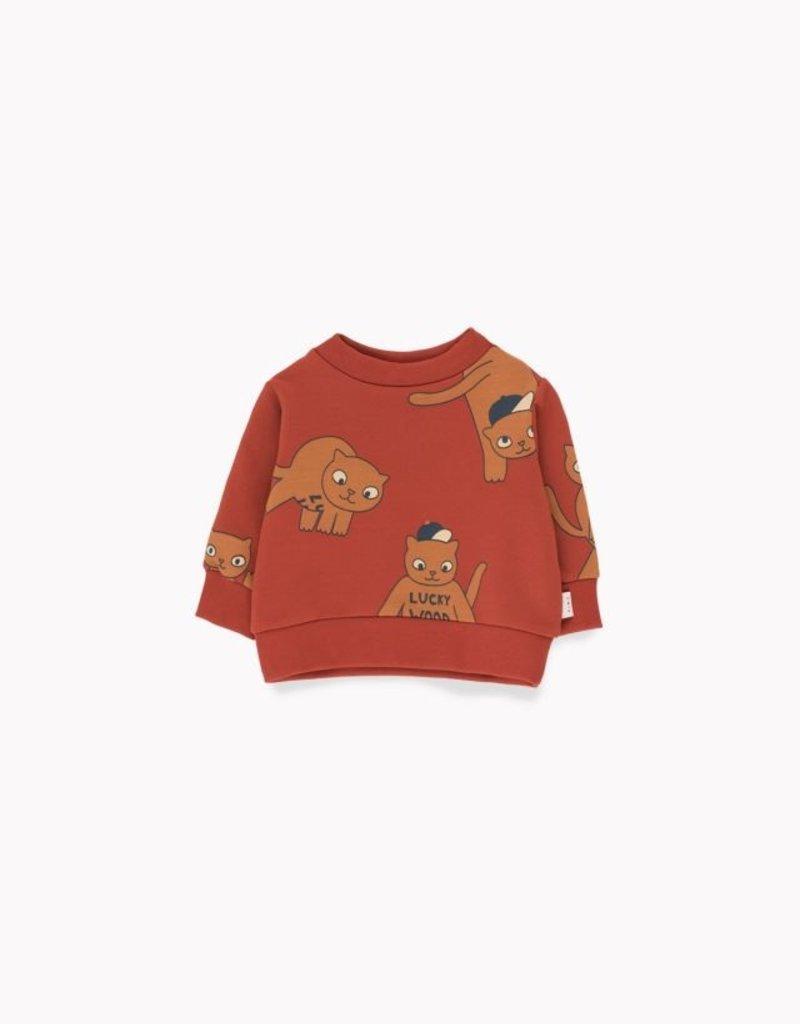 """""""Cats"""" sweatshirt"""