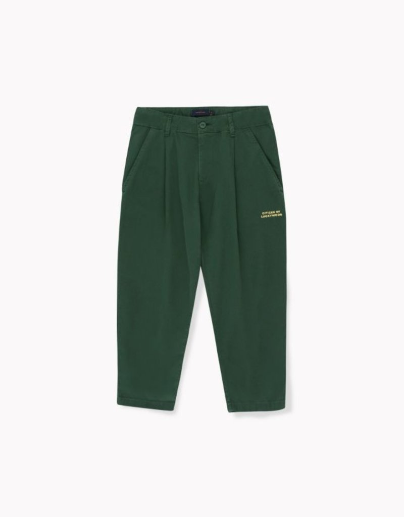 """Lw Citizen"" pleated pant"