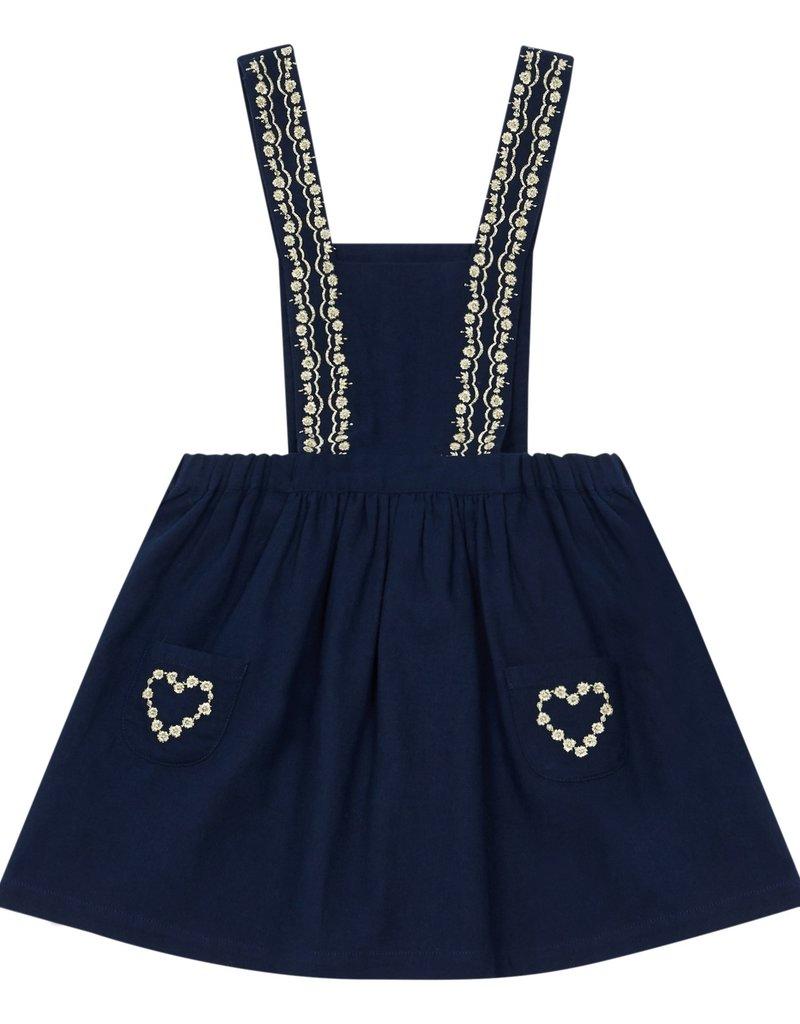 Heidi Apron Dress