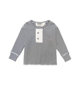 Go Gently Nation Chandail Henley ligné
