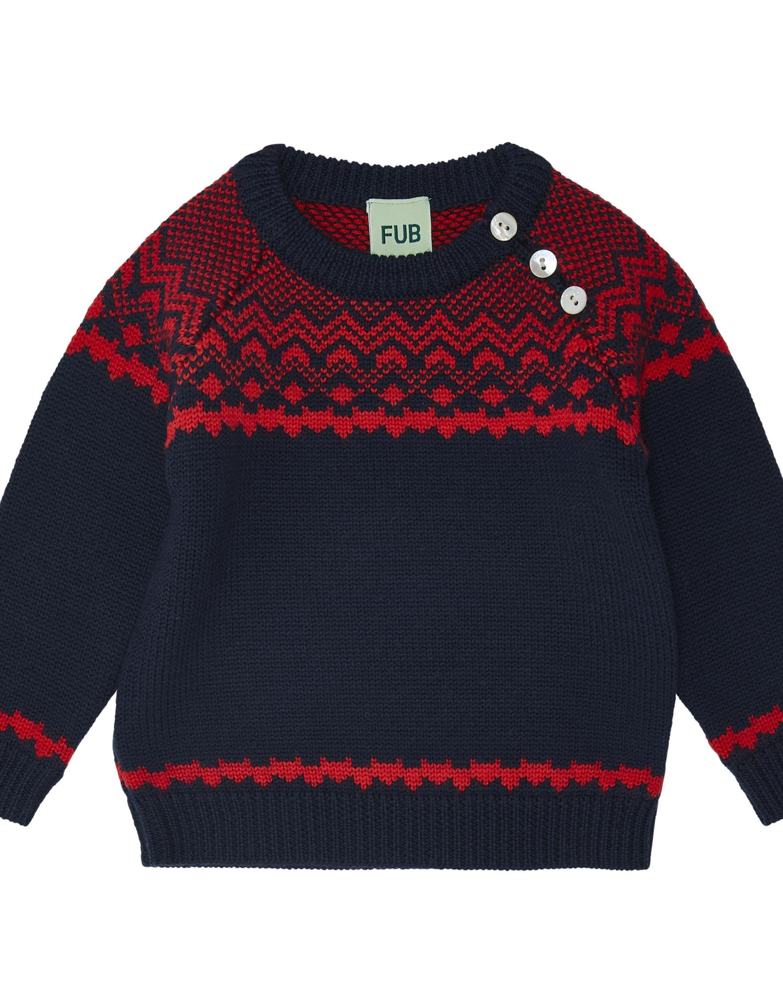Fub Baby Nordic Sweater