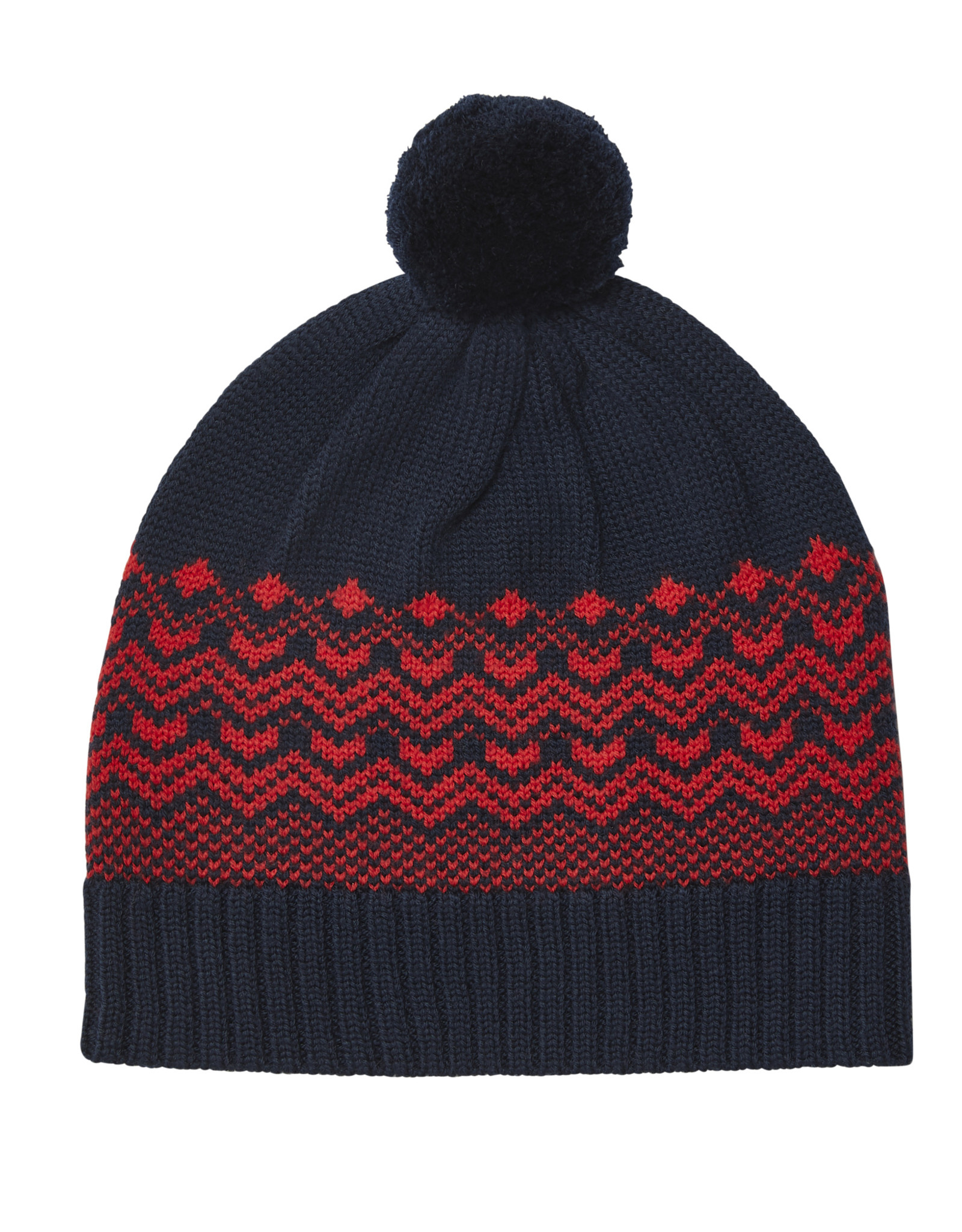 Fub Pompom Hat