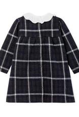Petit Bateau Baby Checked Dress