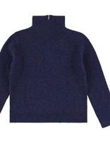 Morley King Cashmere Zip Collar Jumper