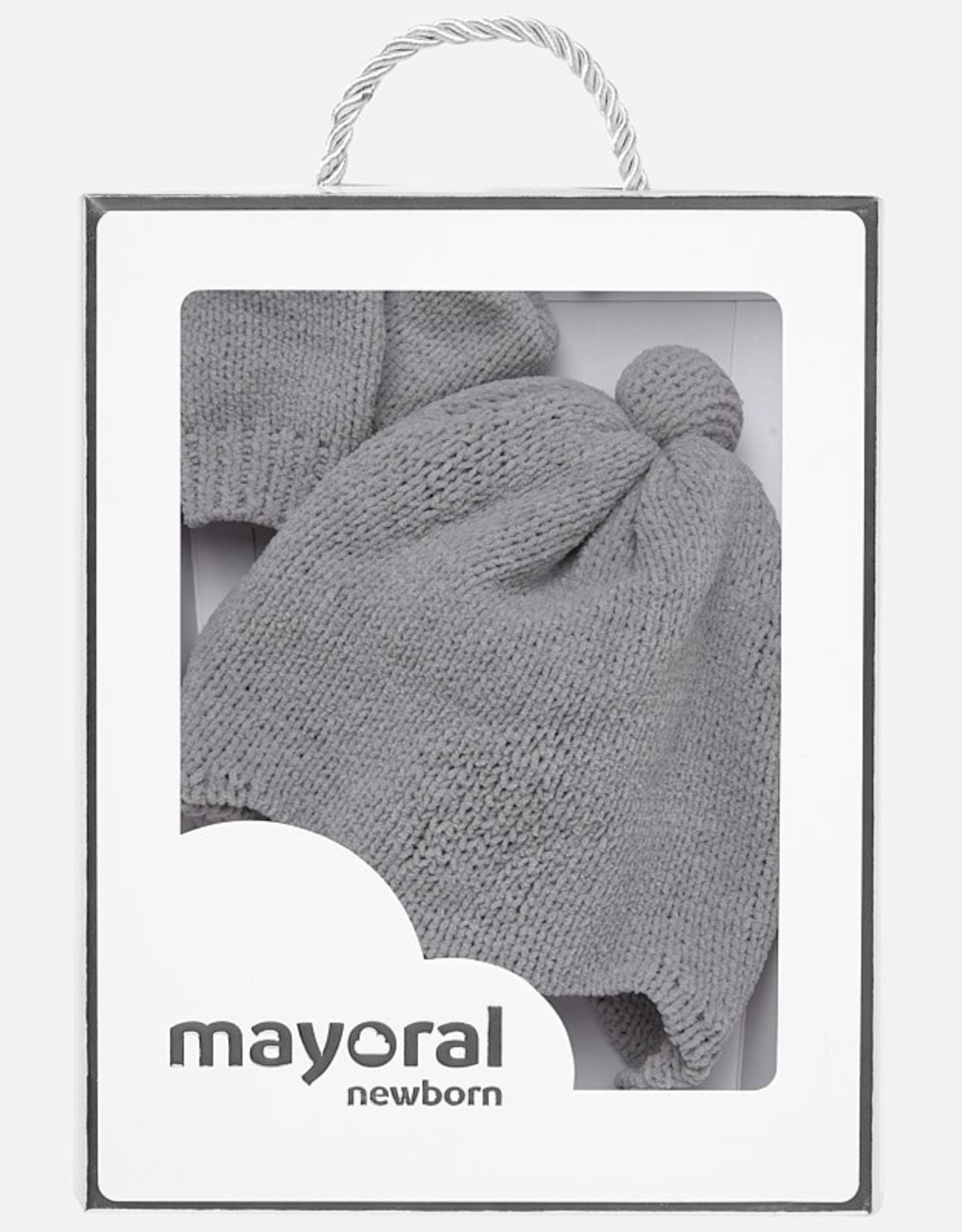 Mayoral Hat and mittens set