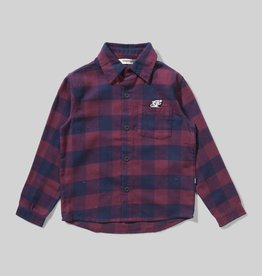 Hakuba flannel shirt